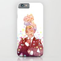 Janelle Monae's Neon Dream iPhone 6 Slim Case