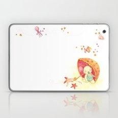 Baby beach Laptop & iPad Skin