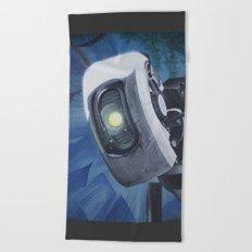GLaDOS Beach Towel