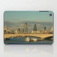 London Skyline iPad Case