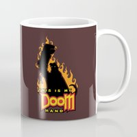 This is My Doom Hand Mug