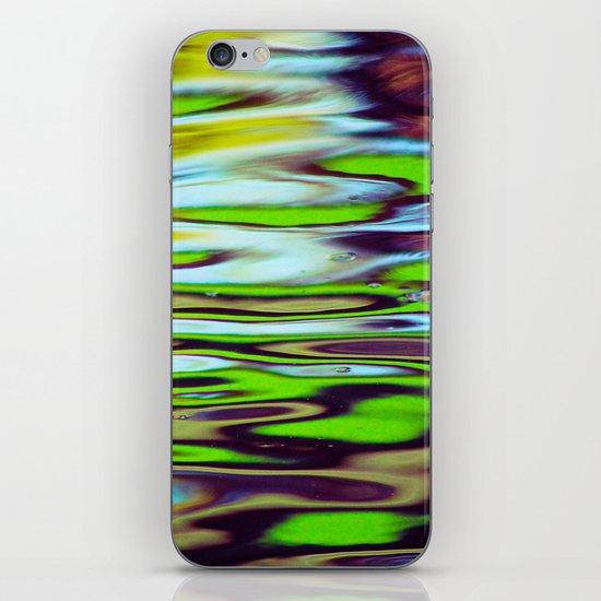 kaleidoscope Water iPhone & iPod Skin