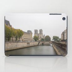 Time stops iPad Case