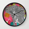 In Groveland Wall Clock