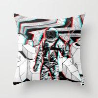 Ranger Rick Throw Pillow