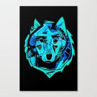 Nalubuff - Fox Canvas Print