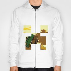 Friends forever (minecraft edition)  Hoody