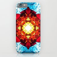 iPhone & iPod Case featuring Glass by Linda Flores
