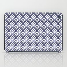romanian popular motif iPad Case