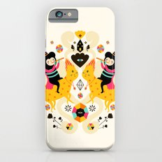 Music is happiness Slim Case iPhone 6s
