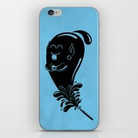 Fountain of wishes iPhone & iPod Skin
