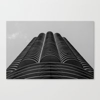 Marina Towers - Chicago Canvas Print
