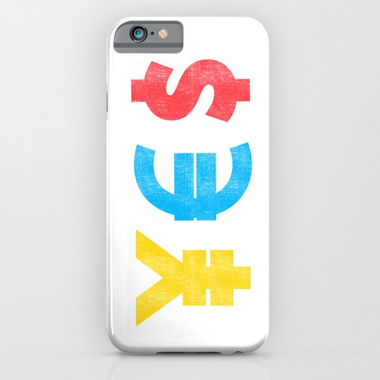 Money Money Money iPhone & iPod Case