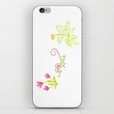 Une souris verte iPhone & iPod Skin