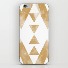MOON MUSTARD iPhone & iPod Skin