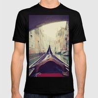 The Way Ahead Mens Fitted Tee Black SMALL