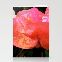 Coral Dreams Stationery Cards