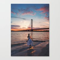 Allusia  Canvas Print