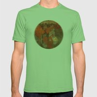 Window Mens Fitted Tee Grass SMALL