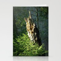 Enchanted Woods Stationery Cards