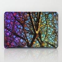 Colourful Tree iPad Case