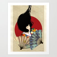 The Sun Will Rise Again Art Print