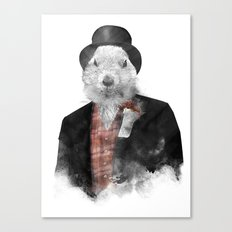 Mr. Phil Canvas Print