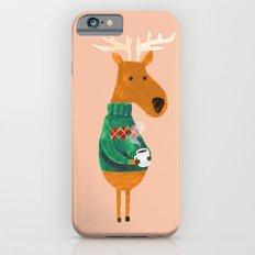 Hot Coffee iPhone 6 Slim Case