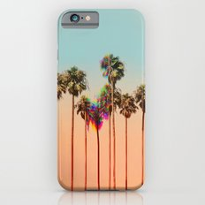 Glitch beach iPhone 6 Slim Case