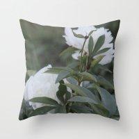 Fleur Throw Pillow