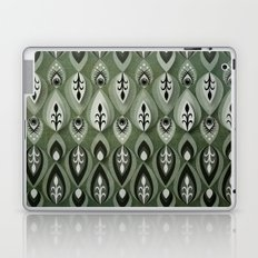 Pierrot II/Memoir Pattern Laptop & iPad Skin