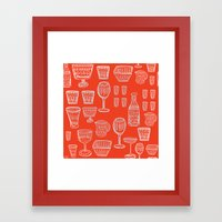 Crystal Clear Framed Art Print