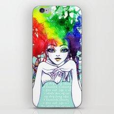 Spectra iPhone & iPod Skin