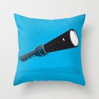 Star Light Throw Pillow