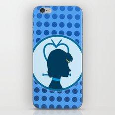 Sailor Mercury iPhone & iPod Skin