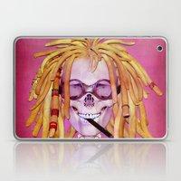 Jamaican Skull Laptop & iPad Skin