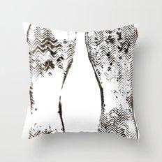 sem titulo Throw Pillow