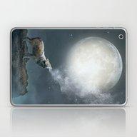 The Light Of Starry Drea… Laptop & iPad Skin