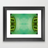 museumer Framed Art Print