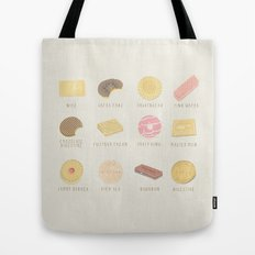 BISCUITS  Tote Bag
