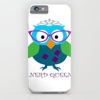 NERD QUEEN iPhone 6 Slim Case