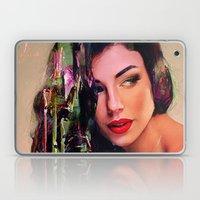 Pin Up Laptop & iPad Skin