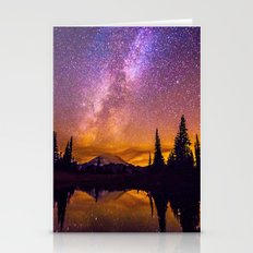 Milky Way Stationery Cards
