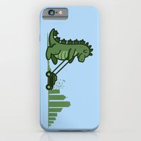 iPhone & iPod Case featuring Mowtown by Phil Jones