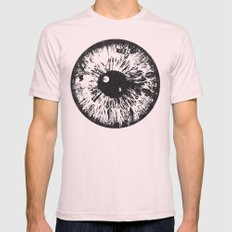 See The Forest For The Trees Mens Fitted Tee Light Pink SMALL