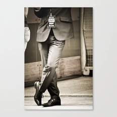 GQ-ish Canvas Print