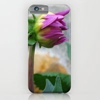 iPhone & iPod Case featuring flor by guxuri