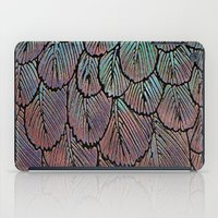 Feather Detail iPad Case