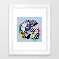 G for ... Framed Art Print