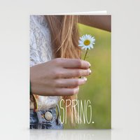 Waiting For Summer Stationery Cards